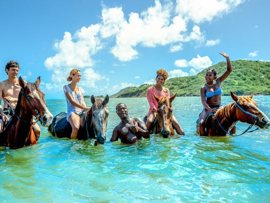 Caribbean Horseback Rides Take You Off The Beach And Into