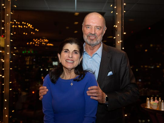 Luci Baines Johnson, daughter of former President Lyndon B. Johnson, and her husband, Ian Turpin, are donating $1 million to the University of Texas School of Nursing to assist those caring for older adults and dealing with the effects of the coronavirus.