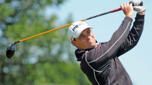 Nate Barbee has birdied or eagled 11 of Hyperion's holes at Sani