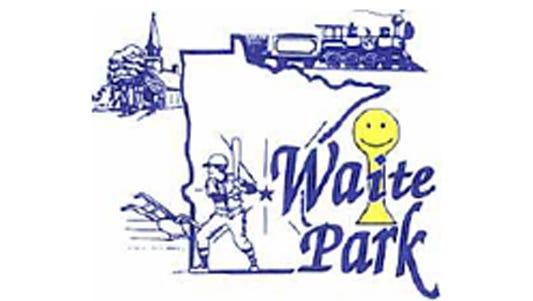The logo for the city of Waite Park.