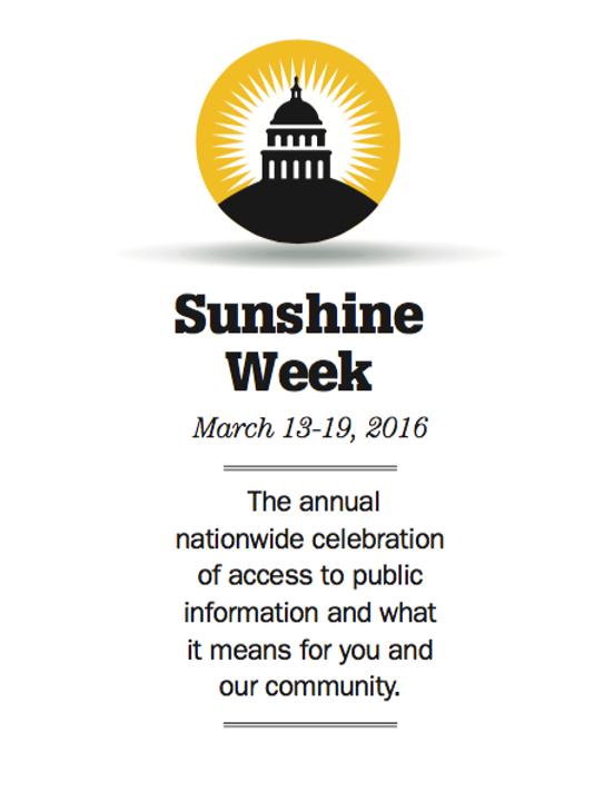 Sunshine Week Vertical