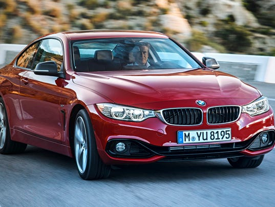 2017 BMW 4 Series Coupe Is Start Of New Era