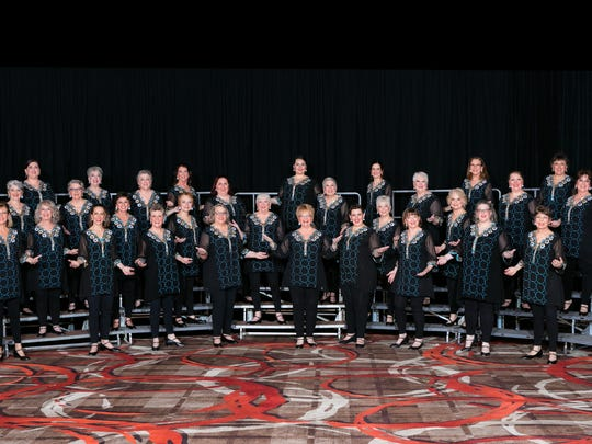 The women of Oregon Spirit Chorus invite you to a Girls Night Out event on June 19.