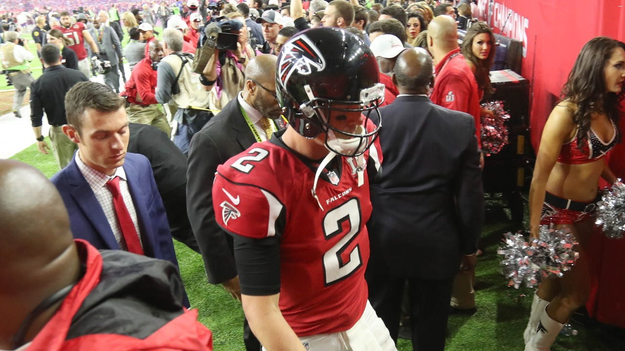 Falcons wish they had 'seized the moment' in Super Bowl