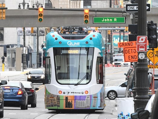 Modern technology moves Detroit's new streetcars ahead of their predecessor…