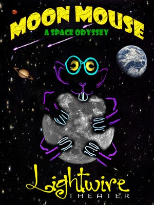 """Moon Mouse: A Space Odyssey"" will be playing 7 to 8 p.m. Friday, Feb. 3, at the Rio Grande Theatre in Las Cruces"