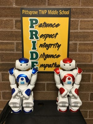 Pittsgrove Township School District plans to implement several news Science, Technology, Engineering and Mathematics (STEM) programs at both Schalick High School and Pittsgrove Township Middle School for the 2016-17 school year. NAO Robotics for seventh-graders will be among the offerings.