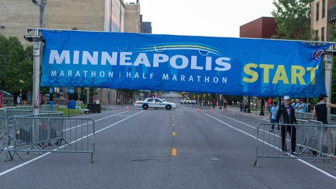 Minneapolis Marathon.