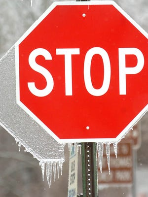 Starting Nov. 10, Ky. 338 at Conrad Lane in Boone County will be an all-way stop.