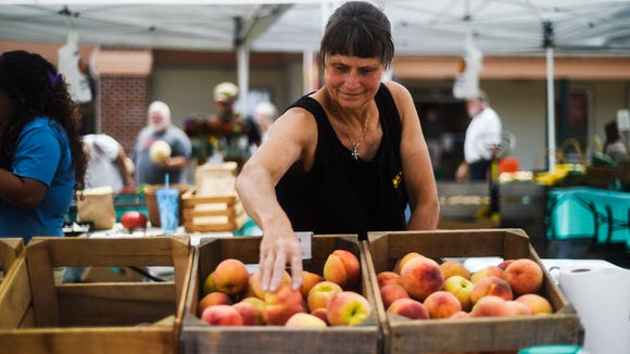 Buy produce in season to help stay within budget while eating healthy.