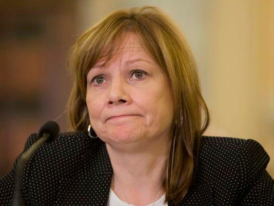 General Motors Recall Congress