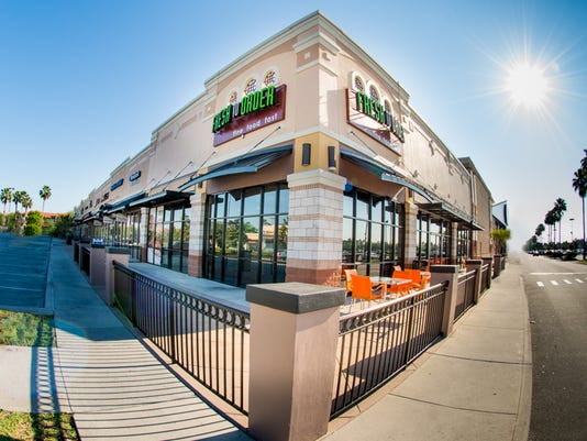 Fresh to Order is one of the new businesses at Magnolia Park on Woodruff Road