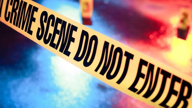 A 24-year-old man was shot and killed in Camden on Tuesday night.