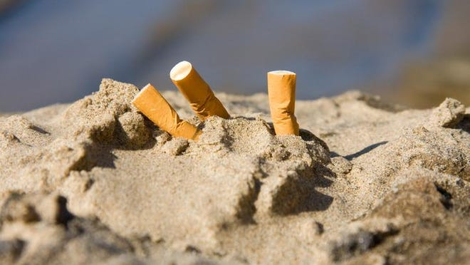 Gov. Chris Christie missed an opportunity to improve public health and bolster tourism by rejecting a total smoking ban on New Jersey's beaches and in its parks.