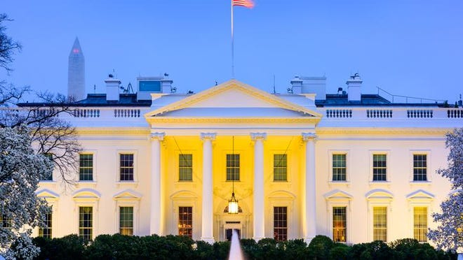 Washington, D.C. at the White House.