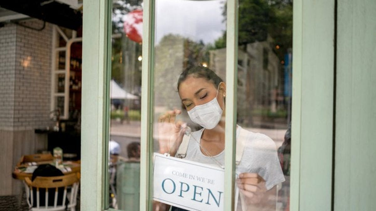 Wear a mask and rescue your favorite small business from coronavirus