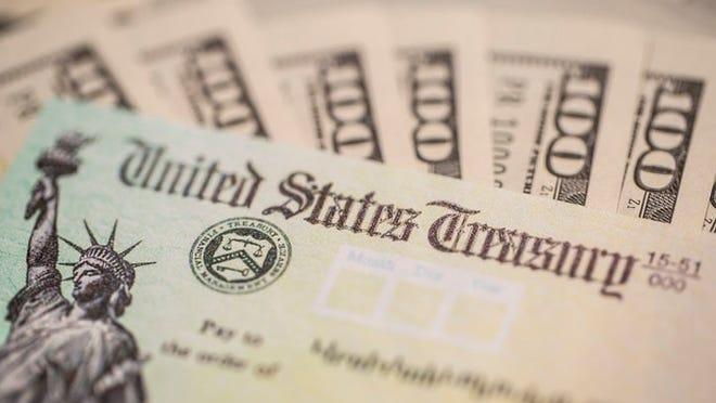 A stimulus check.