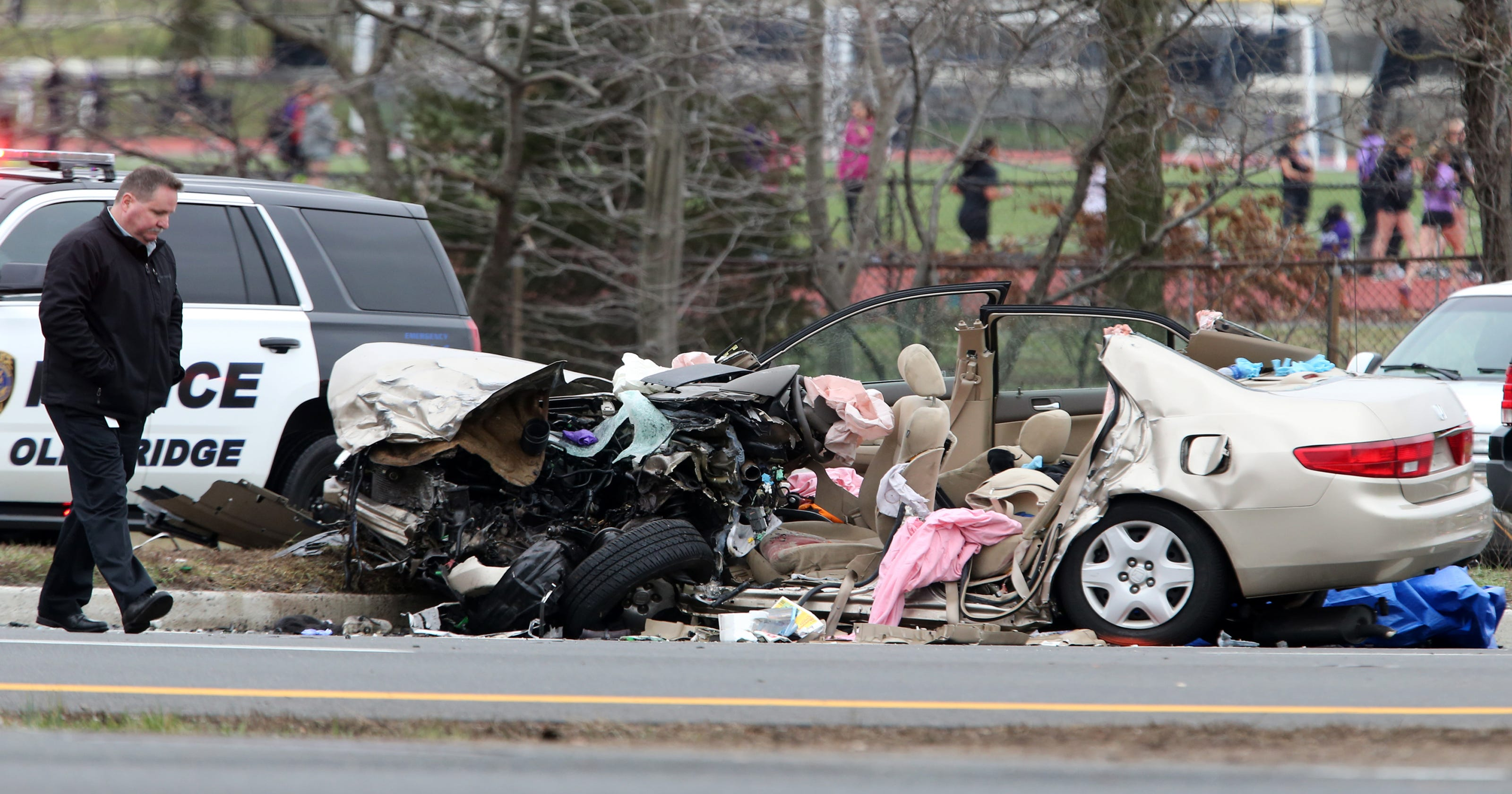3 killed, 2 injured in Route 9 head-on collision in Old Bridge