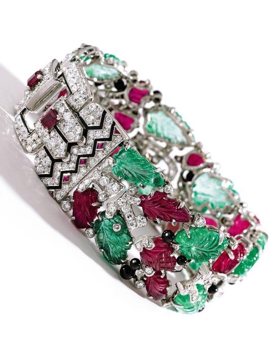 Lauder Jewels Auction