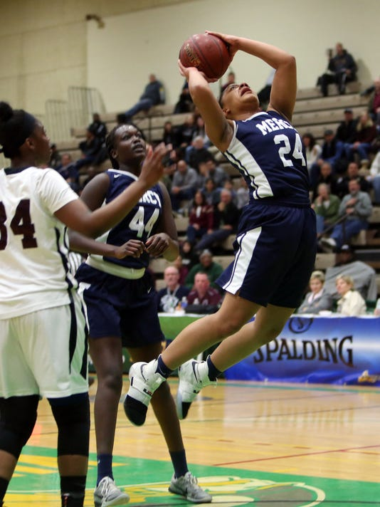 OSSINING VS OUR LADY OF MERCY GIRLS BASKETBALL