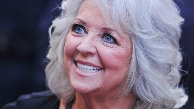 """Paula Deen visits the set of NBC's """"Today"""" at the NBC's TODAY Show on September 23, 2014 in New York, New York."""