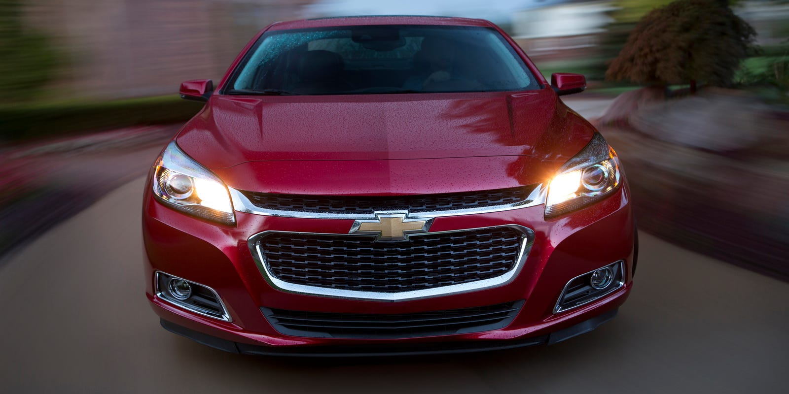 2014 Malibu recalled for foggy windows