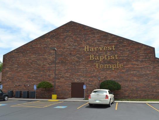 Harvest Baptist Temple will be celebrating Pastor Lewis'
