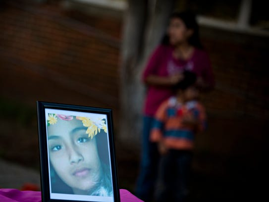 A picture of shooting victim Maribel Rosales Barrera