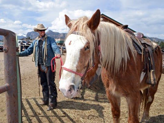 AP Bigger Riders Big Horses