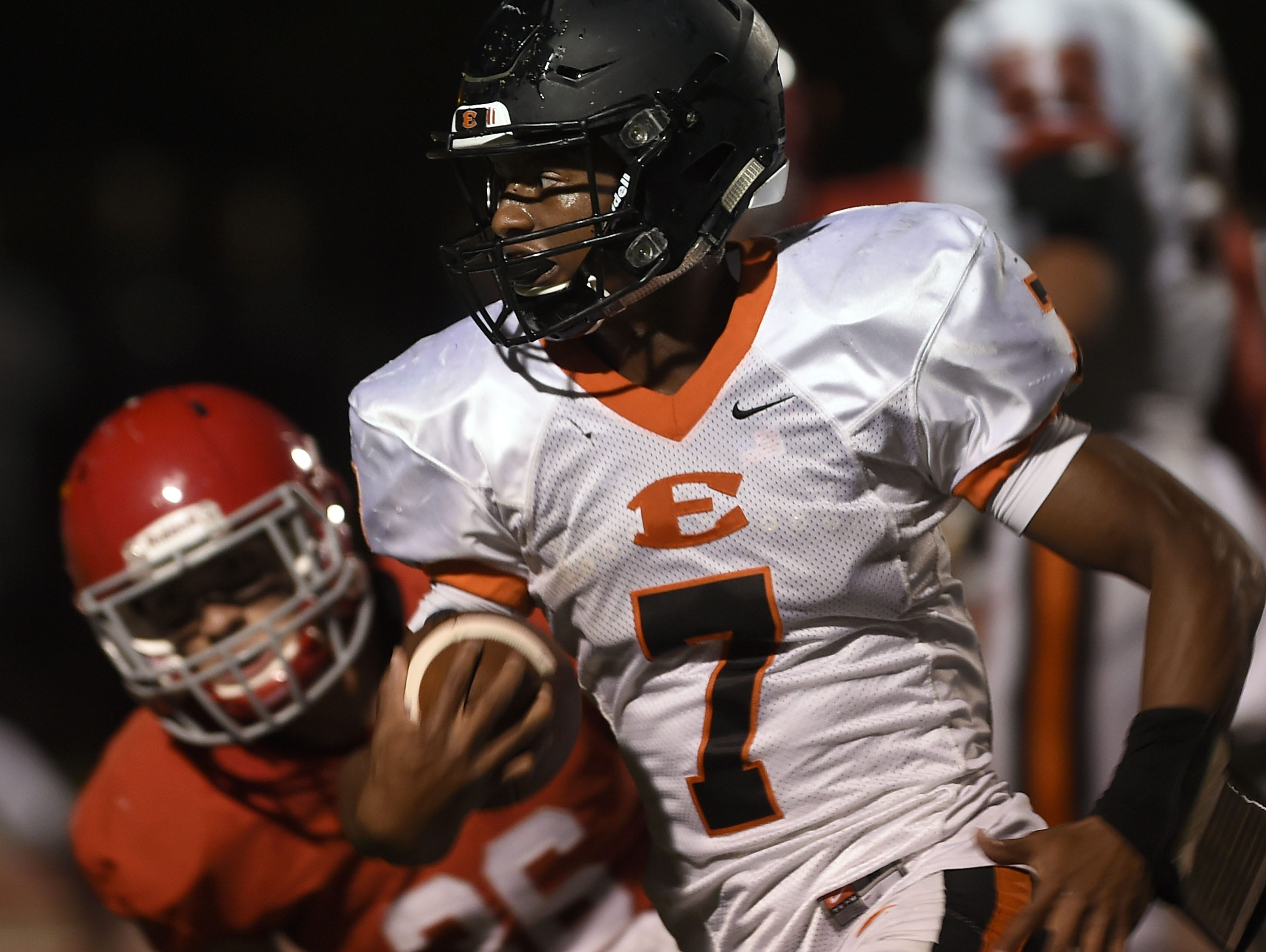 Ensworth's Jaylon King is No. 8 on this year's Tennessean Dandy Dozen.