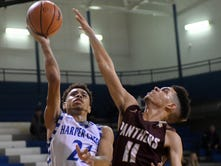 Harper Creek boys basketball plays spoiler, upsets first-place Parma Western