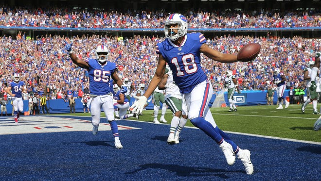 The Bills beat the Jets on opening day with the help of this Andre Holmes touchdown.