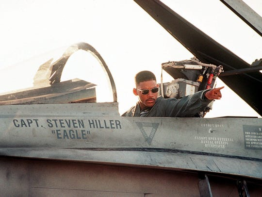 Will Smith stars in  'Independence Day.'