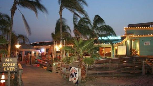 The Northbeach Bar in Dewey Beach.