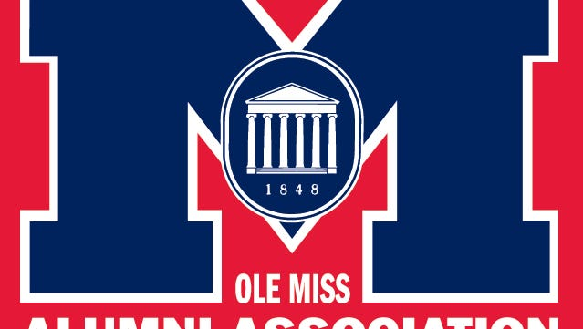 University of Mississippi Alumni Association logo