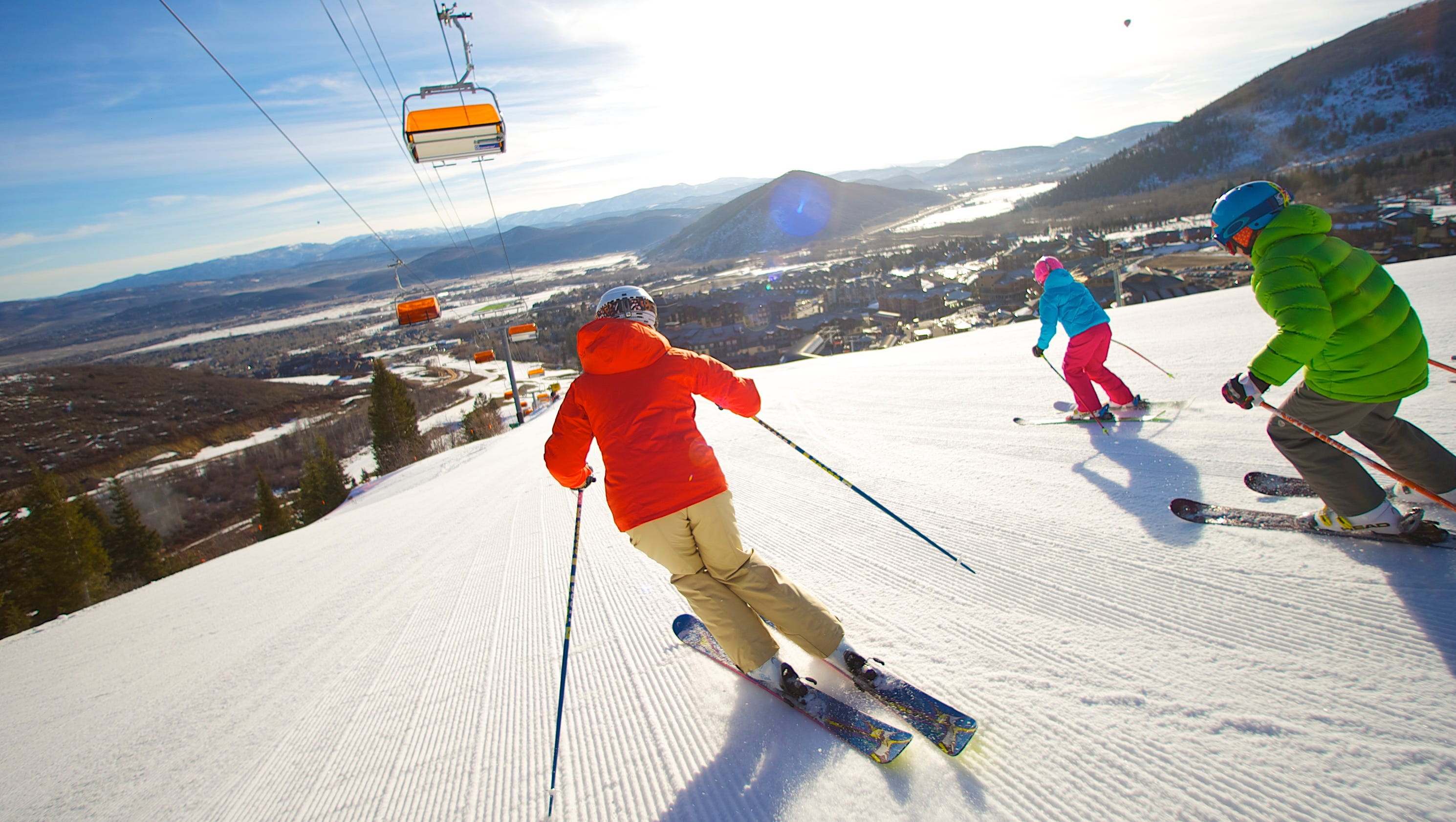 best u.s. ski resorts for families