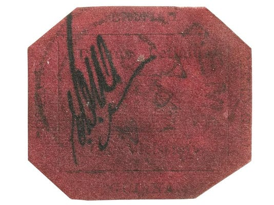 World's Most Valuable Stamp
