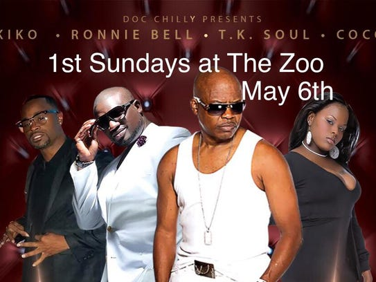 1st Sundays at the Zoo begins this week.