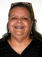 Sue Roberson.