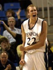 Nick Fazekas is the all-time leading scorer in school history.