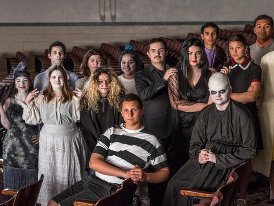 """Mission Oak students present """"The Addams Family, A"""