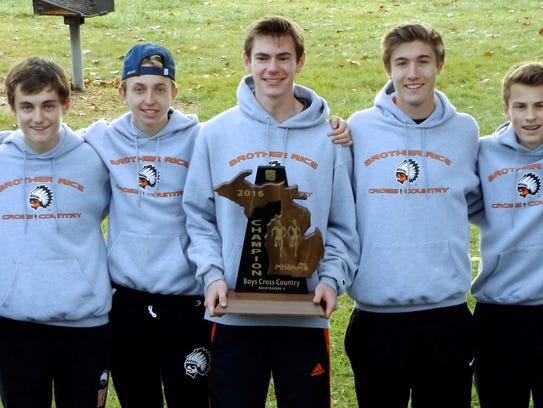 Brother Rice raced to its first regional title since