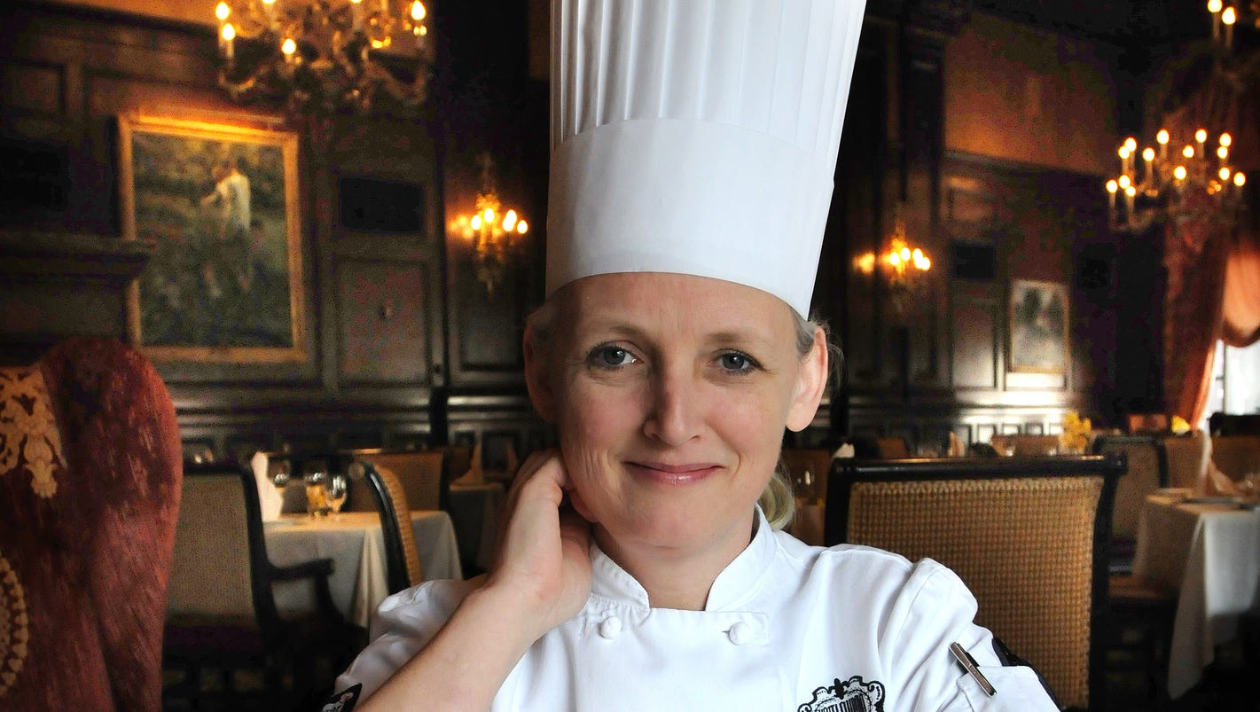 Hotel du Pont changing menus, losing longtime pastry chef Michele Mitchell