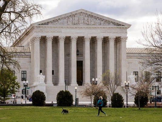 Supreme Court murder