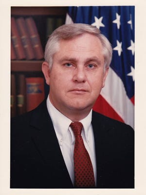 John Meisten during his career with the FBI.