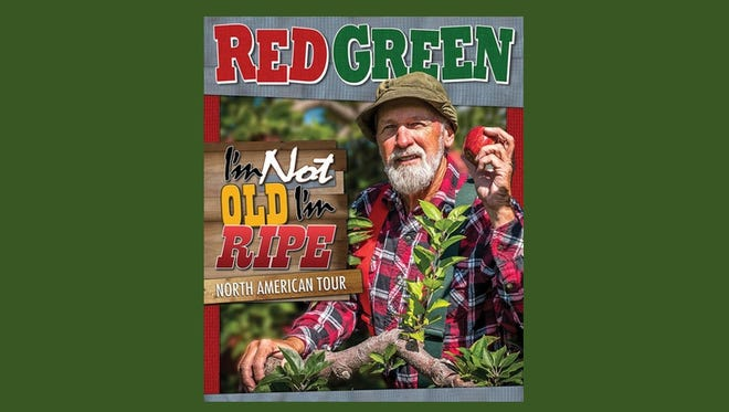Red Green Tour