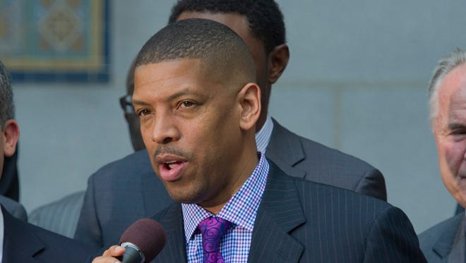 Kevin Johnson is no longer helping the players union find a director.
