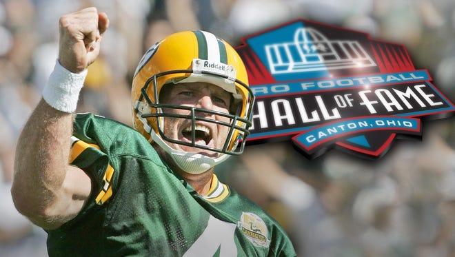 Brett Favre highlights the 2016 Pro Football Hall of Fame class.