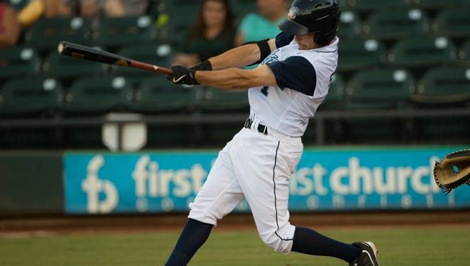 The Corpus Christi Hooks take on the Frisco Roughriders at 7:05 p.m. Monday, July 17, at Whataburger Field, 734 E. Port Ave. Cost: Tickets begin at $6. Information: cchooks.com, 361-561-4665.