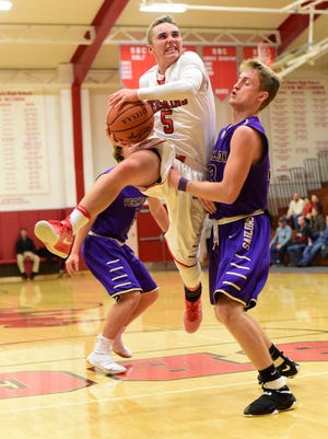 Max Rumbarger is Port Clinton's only returning starter.
